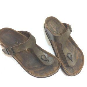 Birkenstock Gizeh sandals Sz 37
